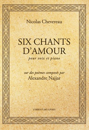 SIX CHANTS D'AMOUR