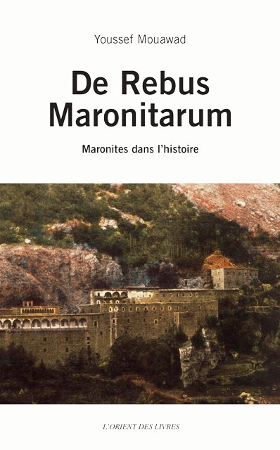 DE REBUS MARONITARUM