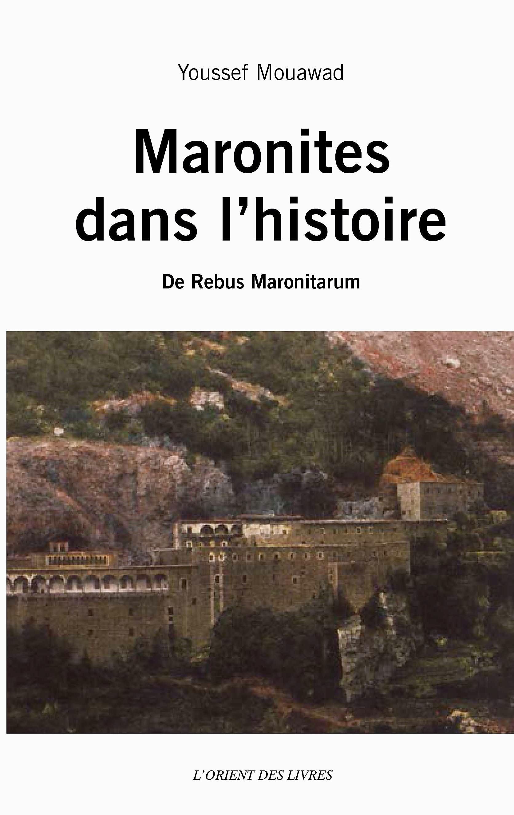 MARONITES DANS L'HISTOIRE